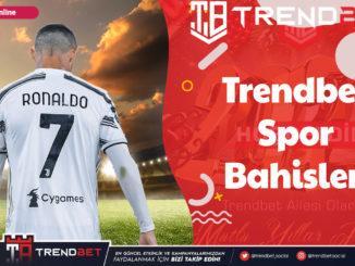 Trendbet Spor Bahisleri
