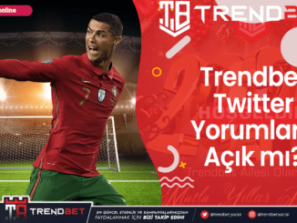 Trendbet Twitter Yorumlara Açık mı Bilgileri