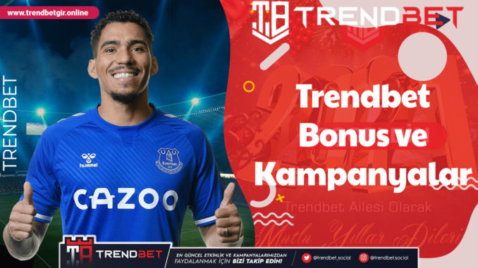 Trendbet Bonus ve Kampanyalar